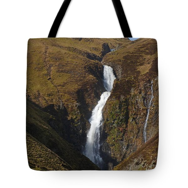 The Grey Mare's Tail Tote Bag
