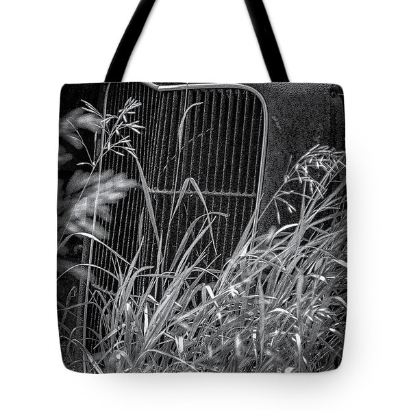 Tote Bag featuring the photograph The Grill by JRP Photography