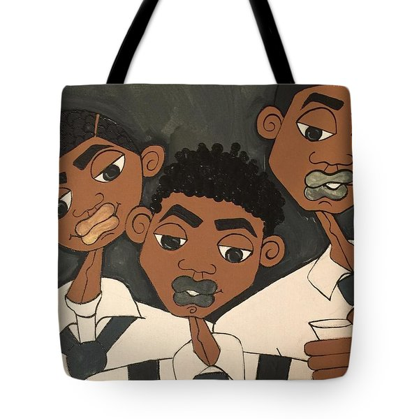 The Groomsmen Tote Bag