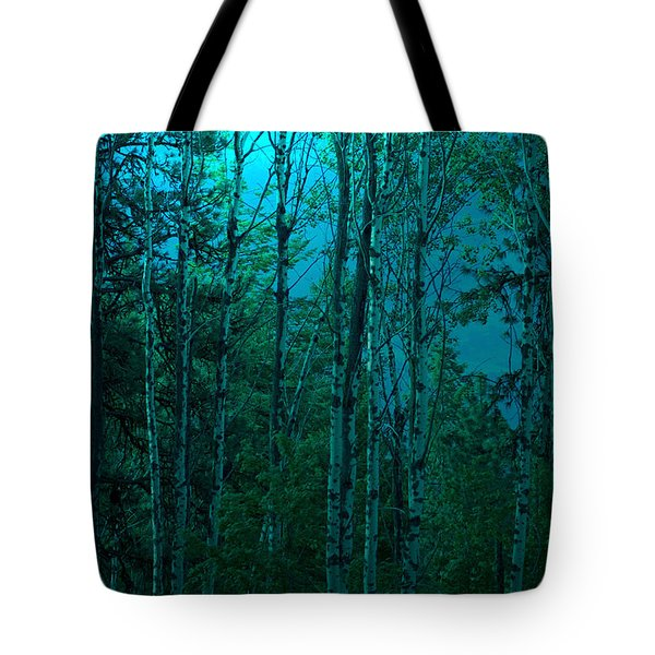 The Grove Tote Bag by Loni Collins