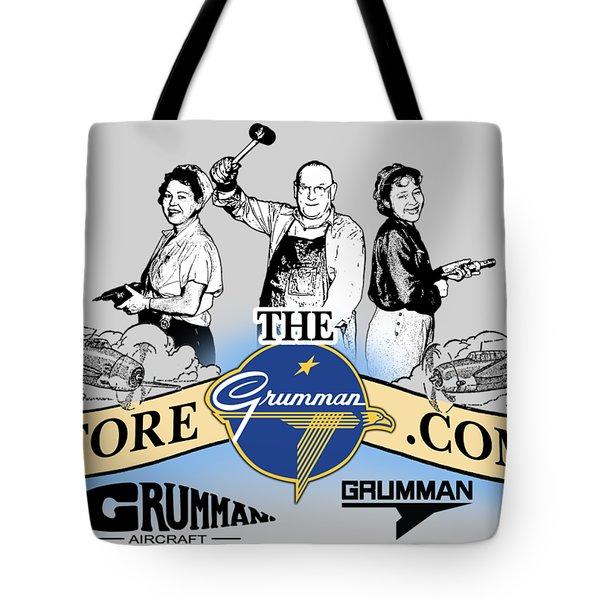 The Grumman Store Tote Bag