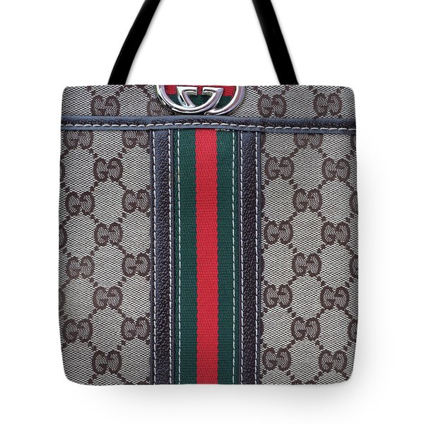 The Gucci Monograms Tote Bag