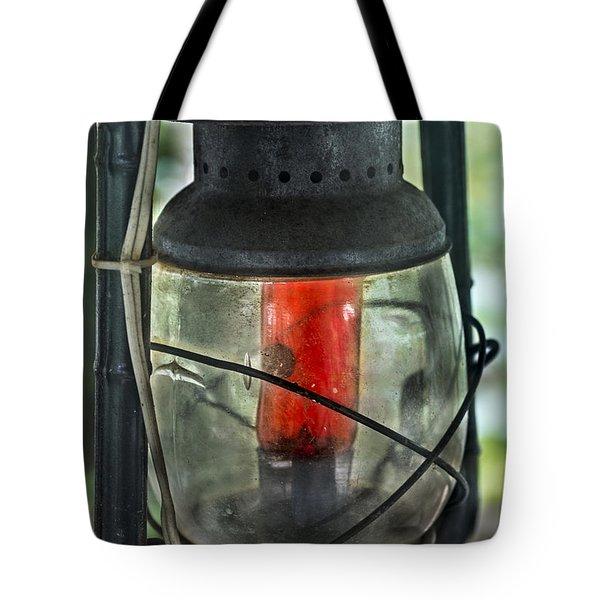 The Guiding Light Tote Bag