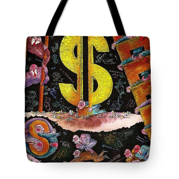 Financial Crisis  Tote Bag