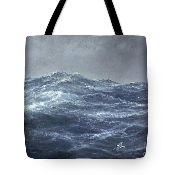 The Gull's Way Tote Bag by Richard Willis
