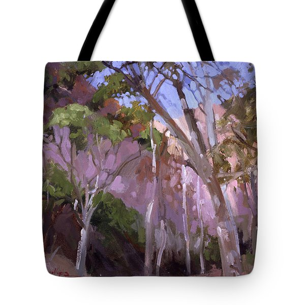 The Gum Grove Catalina Tote Bag