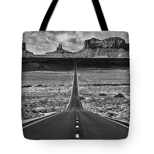 The Gump Stops Here Tote Bag by Darren White