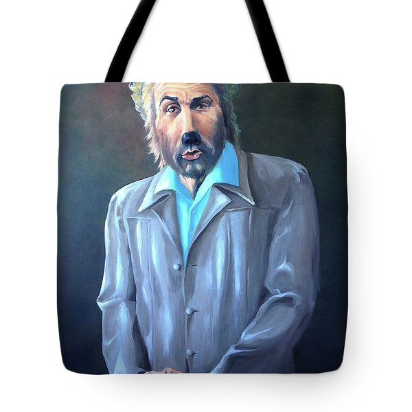 The Gunther Tote Bag by Diane Daigle