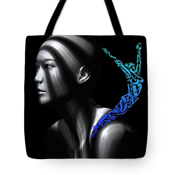 The Gymnast Tote Bag