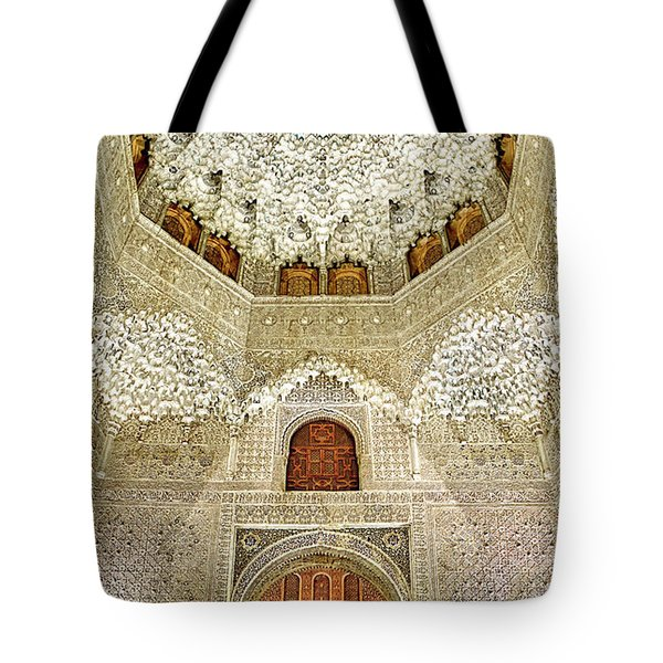 The Hall Of The Arabian Nights 2 Tote Bag