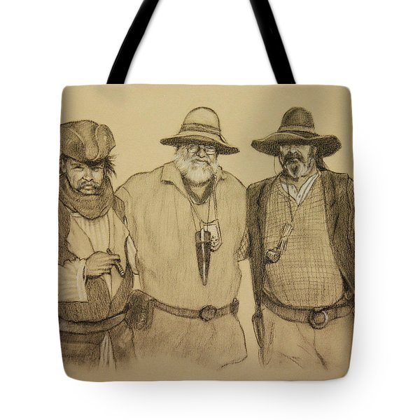The Halloweeners Tote Bag