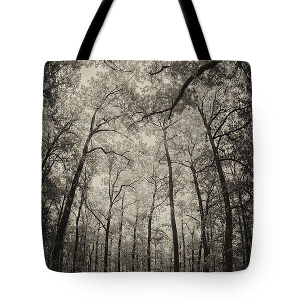 The Hands Of Nature Tote Bag