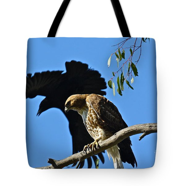 The Harasser Tote Bag