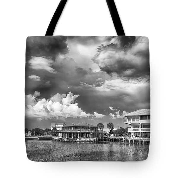 The Harbor Tote Bag by Howard Salmon