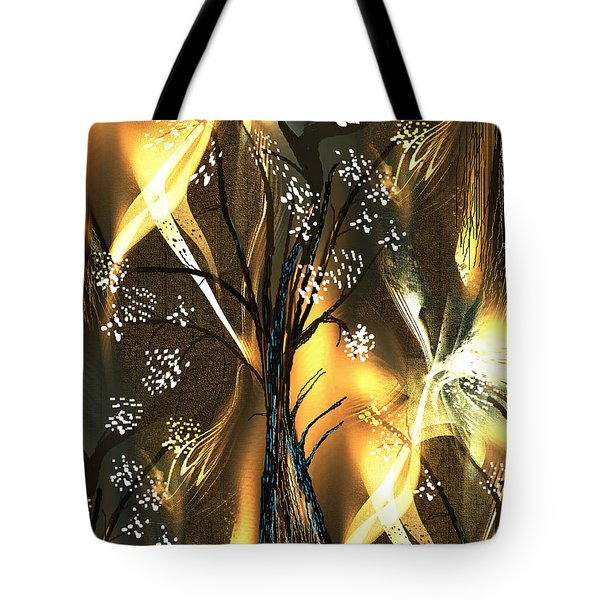 The Healing Journey Tote Bag