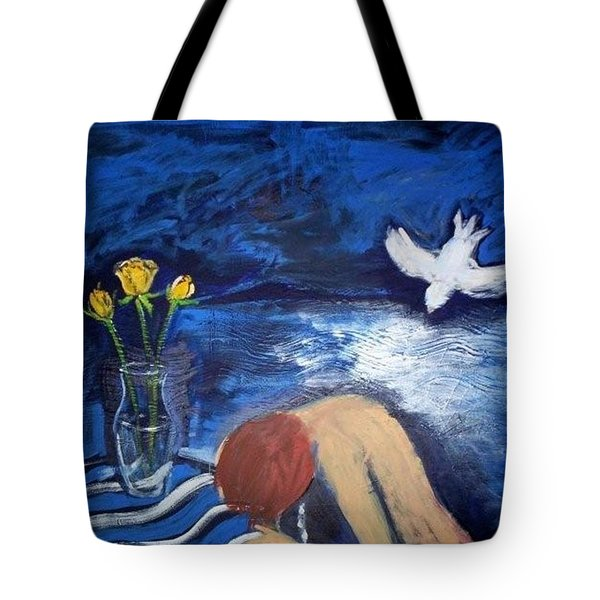 The Healing Tote Bag by Winsome Gunning