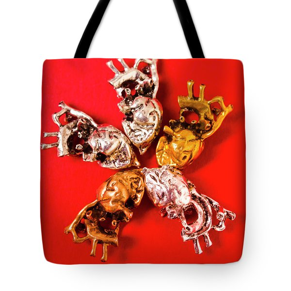 The Heart Collective Tote Bag