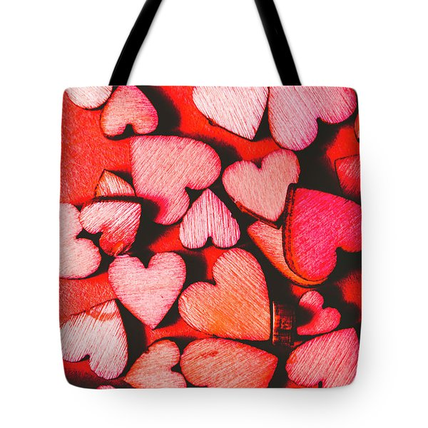 The Heart Of Decor Tote Bag