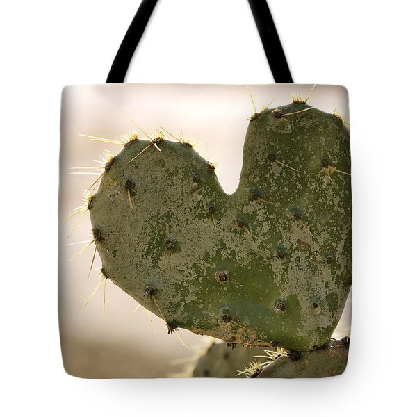 Tote Bag featuring the photograph The Heart Of Texas by Debbie Karnes