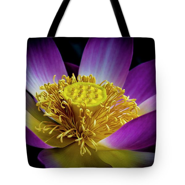 The Heart Of The Lily Tote Bag