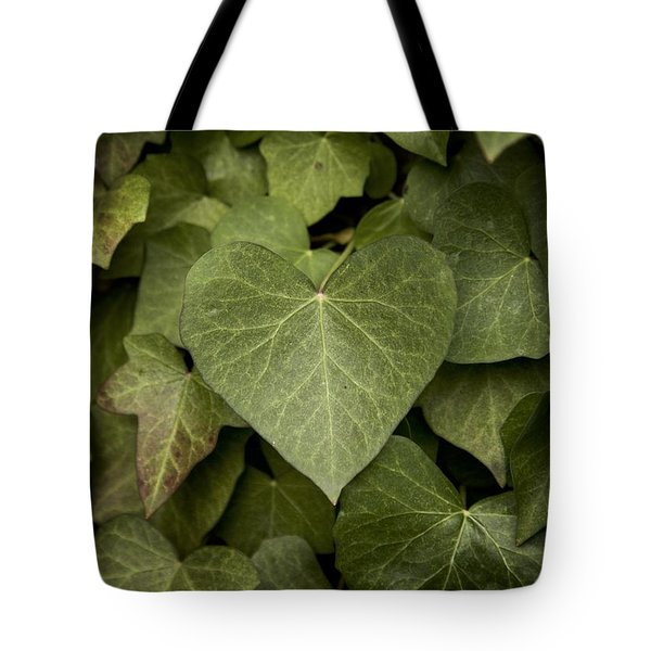 The Heart's Truth Tote Bag by Colleen Williams