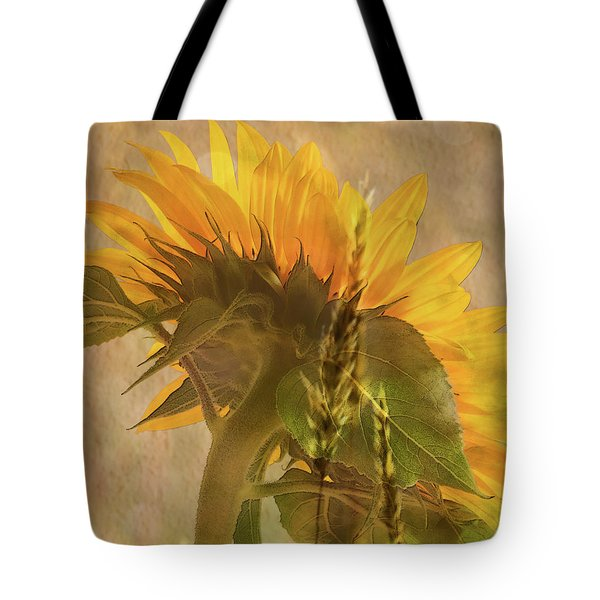 The Heat Of Summer Tote Bag