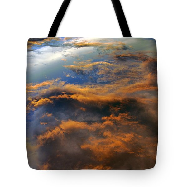 The Heavens Declare #2 Tote Bag by Lydia Holly