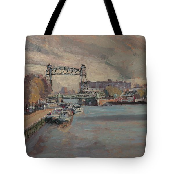 The Hef Rotterdam Tote Bag