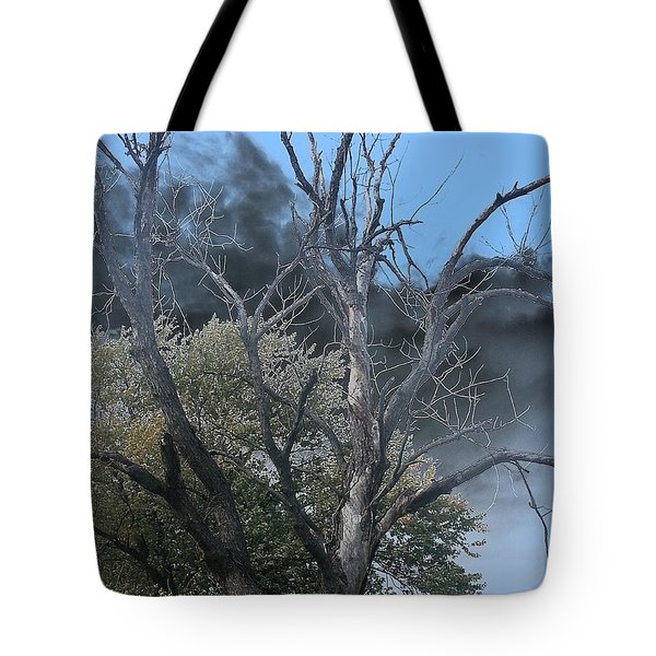 The Height Of Rodomontade Tote Bag