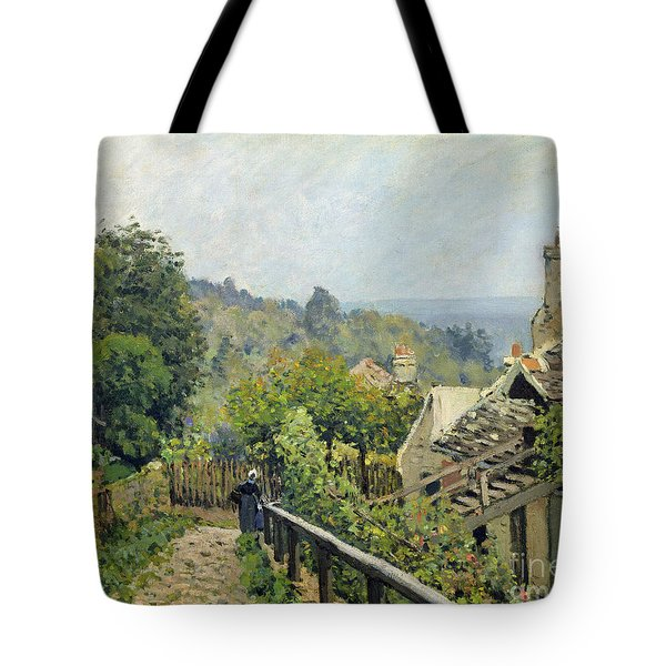 The Heights At Marly Tote Bag