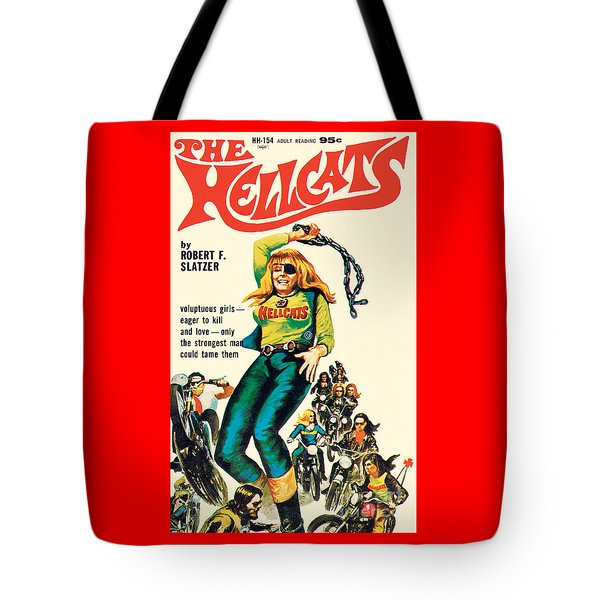 The Hellcats Tote Bag