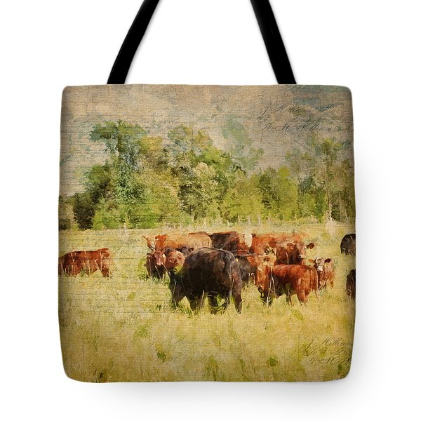 The Herd Tote Bag