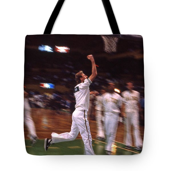 The Hick From French Lick Tote Bag by Mike Martin