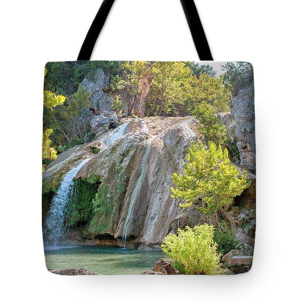 The Hidden Pearl Tote Bag