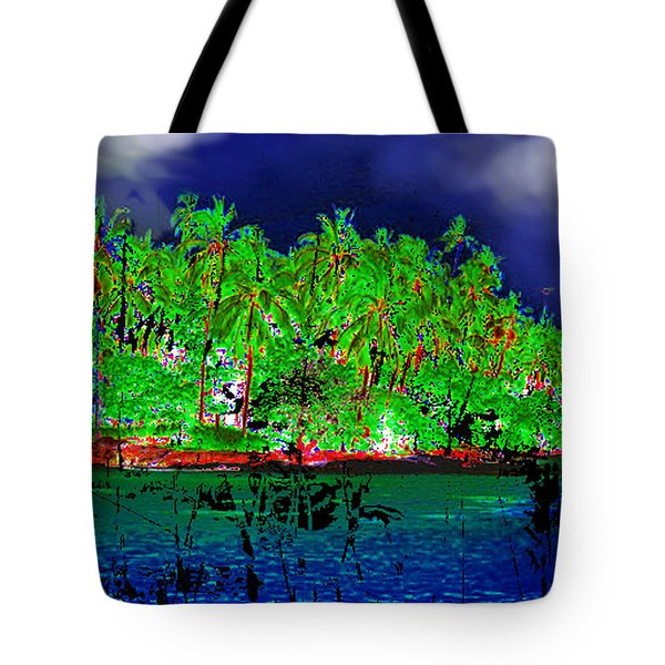 The Hidden Savages  Tote Bag