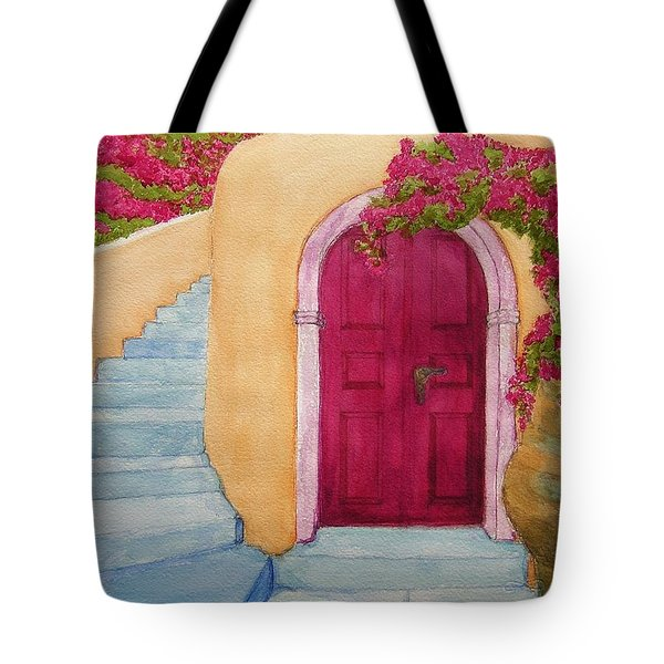 The Hideaway Tote Bag by Rand Swift