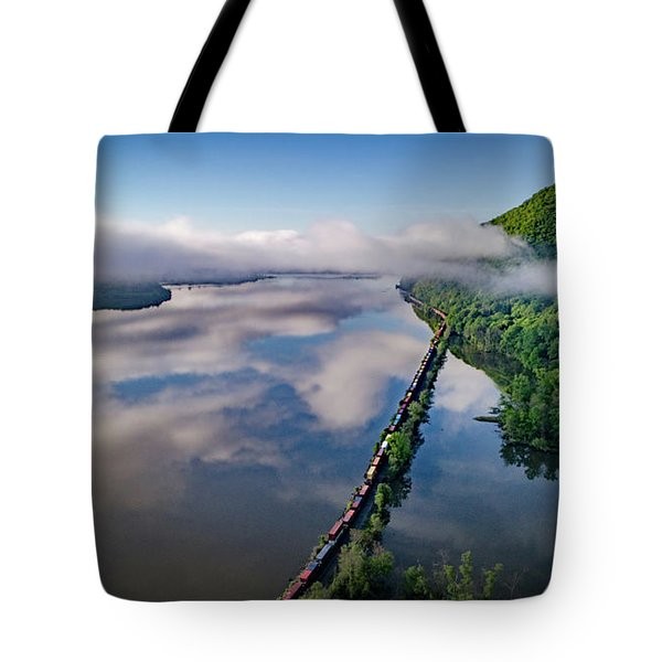 The Highlands Looking South Tote Bag