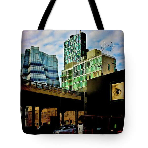 The Highline Nyc Tote Bag