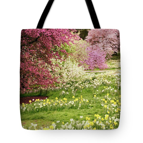 Tote Bag featuring the photograph The Hills Are Alive by Jessica Jenney