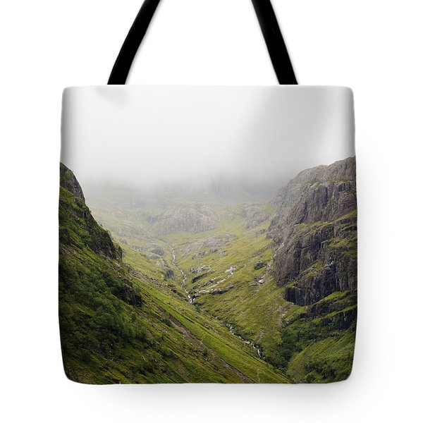 Tote Bag featuring the photograph The Hills Of Glencoe by Christi Kraft