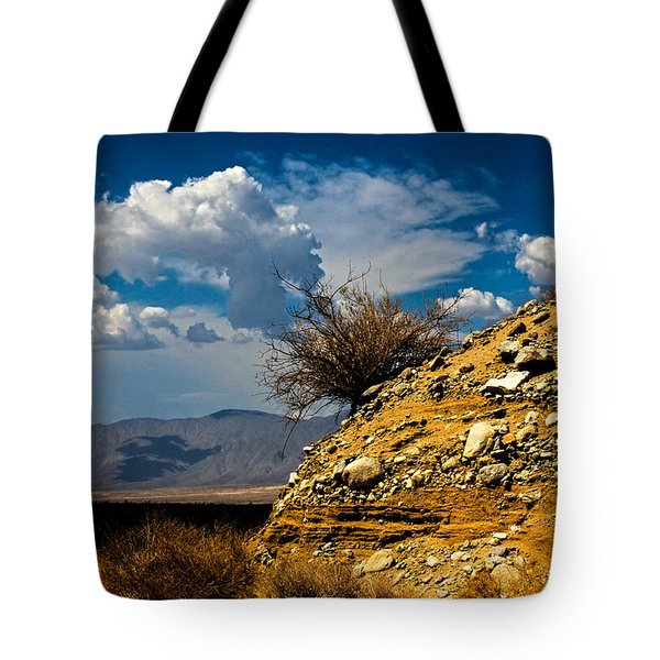 The Hilltop Tote Bag