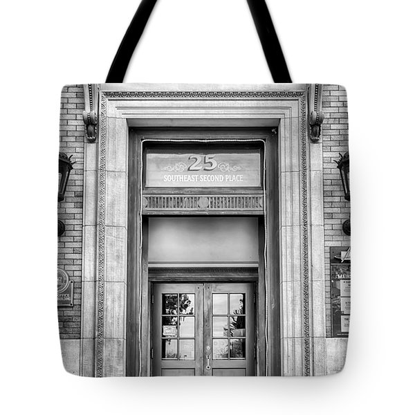 Tote Bag featuring the photograph The Hippodrome  by Howard Salmon