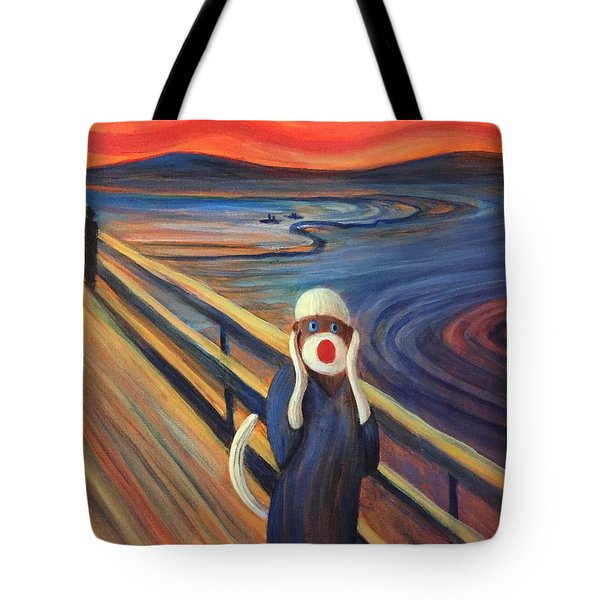 The Holler Tote Bag by Randy Burns