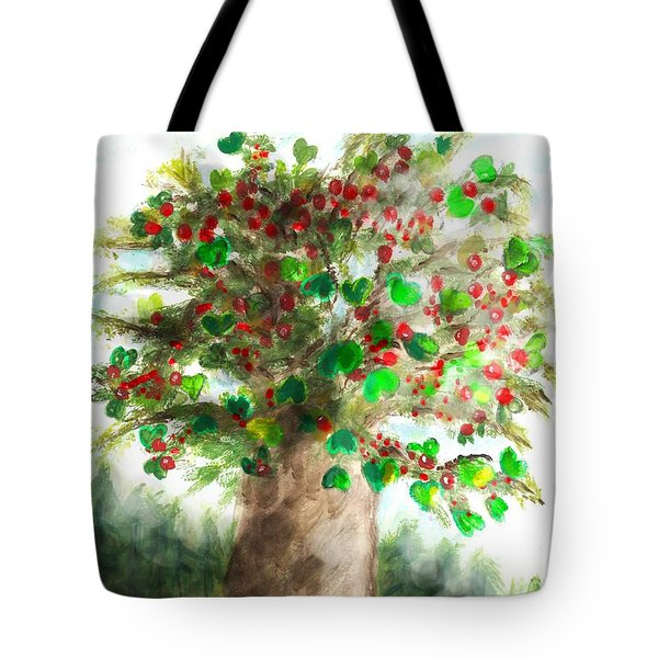The Holy Oak Tree Tote Bag