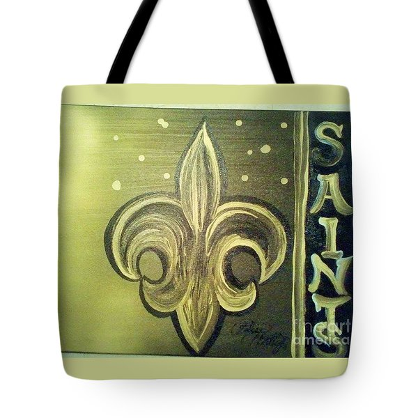 The Holy Saints Tote Bag by Talisa Hartley