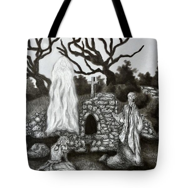 The Holy Well Tote Bag