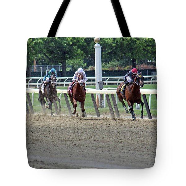 The Home Stretch Tote Bag