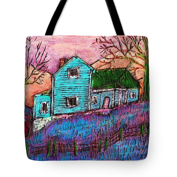 The Homestead I Tote Bag