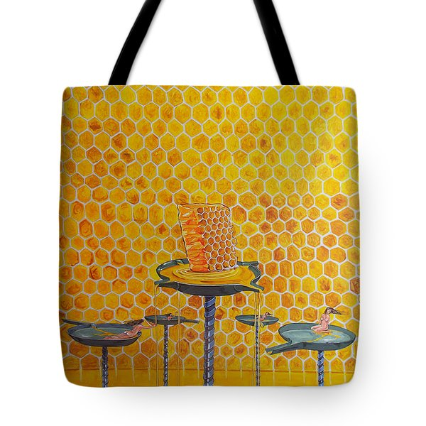 The Honey Of Lives Tote Bag