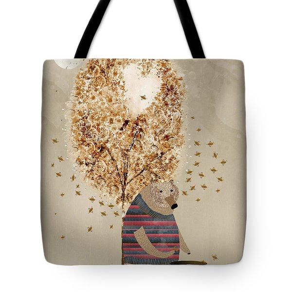 The Honey Tree Tote Bag